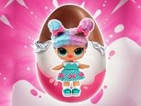 ביצת הפתעה: בובה תינוקת