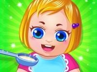 הכנת אוכל לתינוק