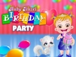 בייבי הייזל מסיבת יום הולדת