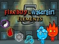 בת המים ובן האש 5