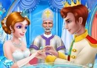 נסיכת הקרח יום החתונה