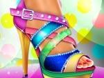 עיצוב נעליים