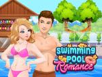 בריכת שחייה רומנטית