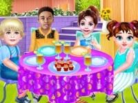 בייבי טיילור מסיבת חצר