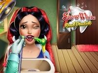 שלגיה אצל רופא שיניים
